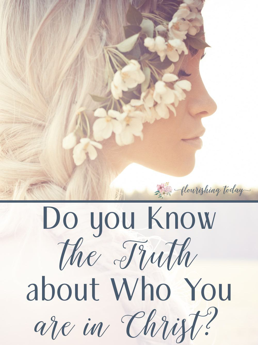 What lies have you believed about who you are? God's Word provides truth about our identity. Here you'll find out the truth about who you are in Christ.