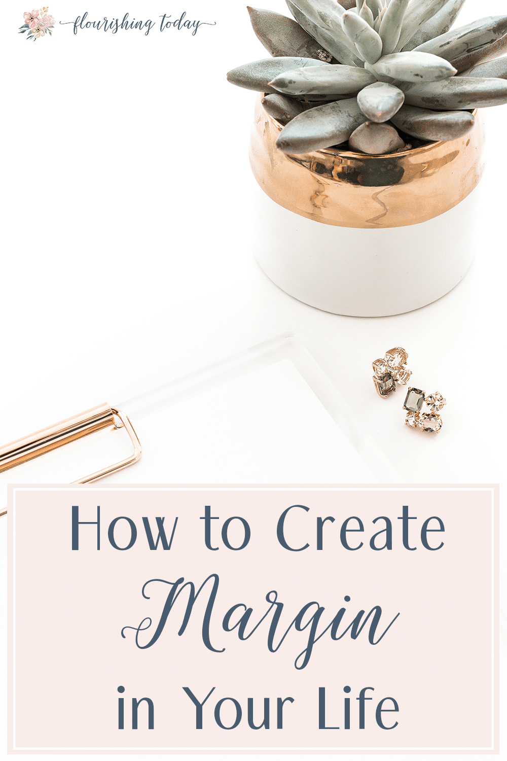 Building margin can help you to avoid burn out and keep your priorities in order. Usually we don't realize we are low on margin until we're exhausted. Here's a few tips on how to create margin in your life.