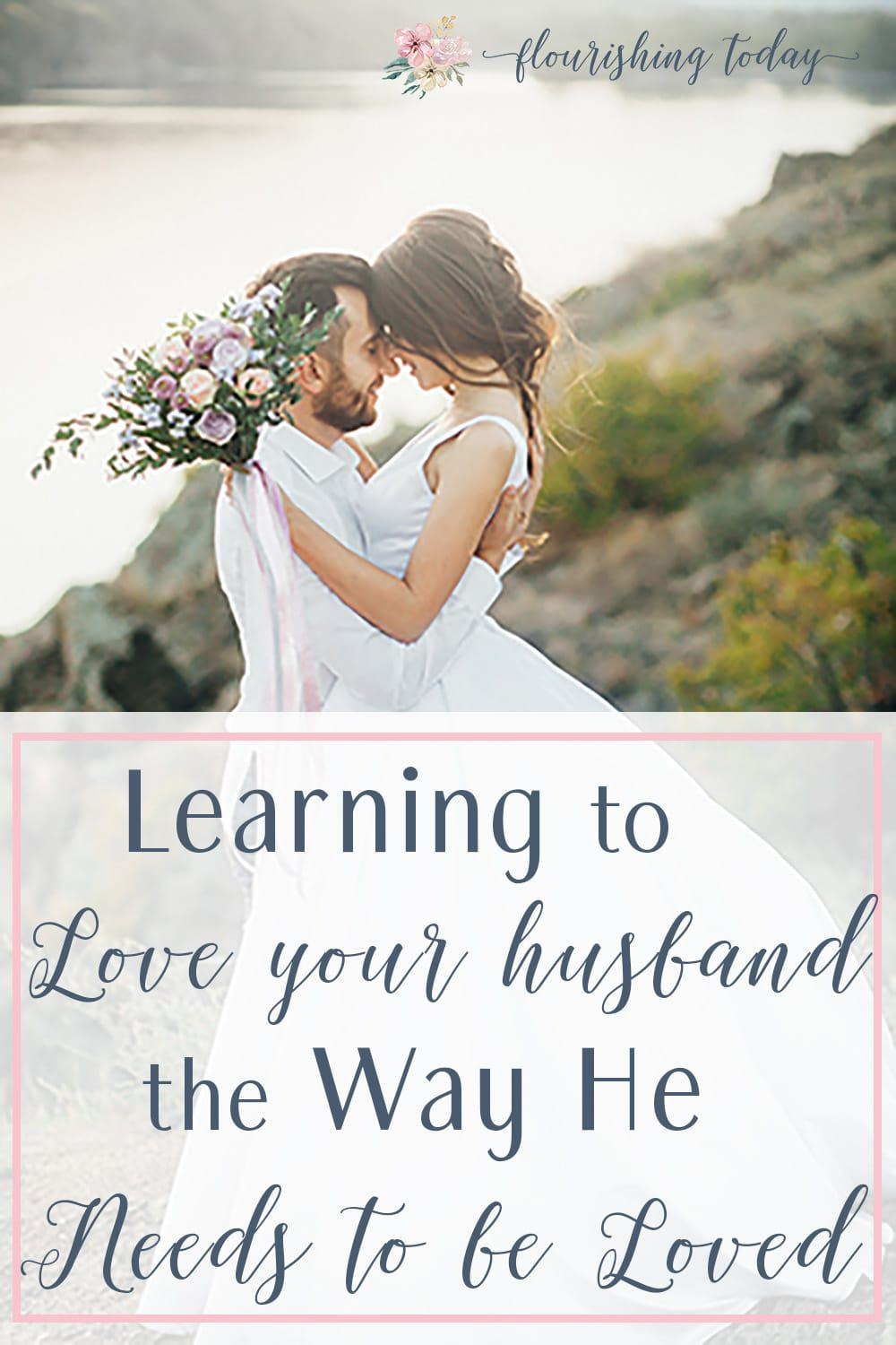 Do you love your husband the way he needs to be loved? In this post I share 3 things I learned about how to love my husband by asking him what he needs!