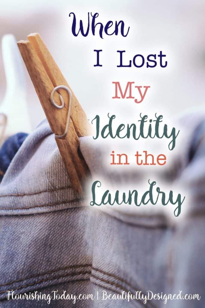 Lost Identity Laundry