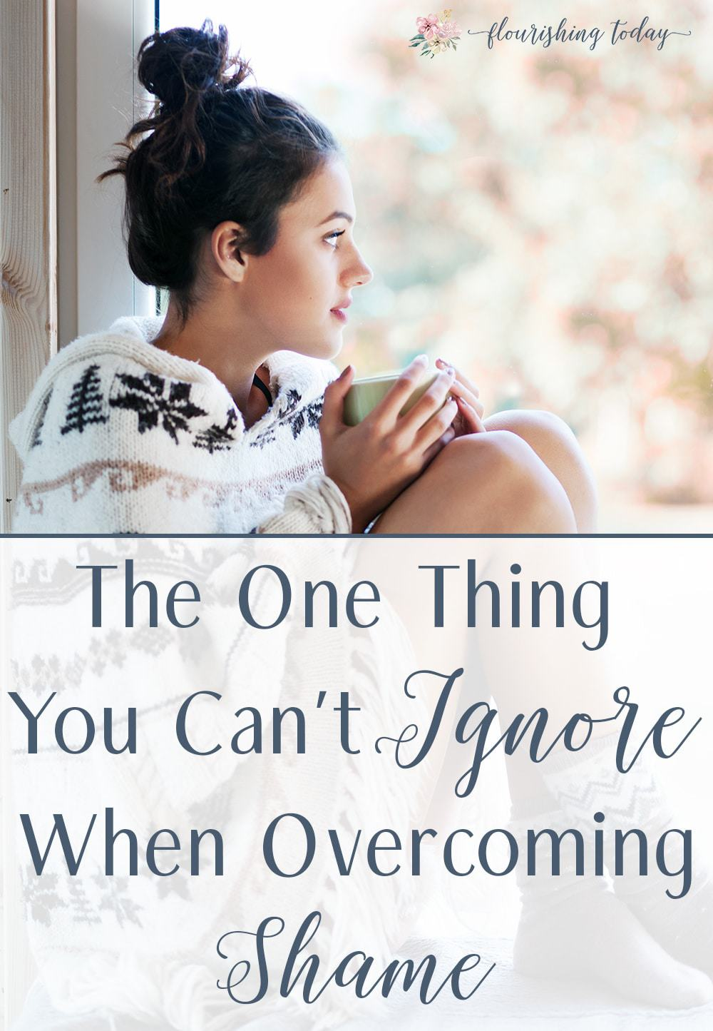 Is shame keeping you from embracing the beautiful life God has for you? Here are a few things you can do to gain victory when overcoming shame of your past. #overcomingshame #shame #victory #overcome