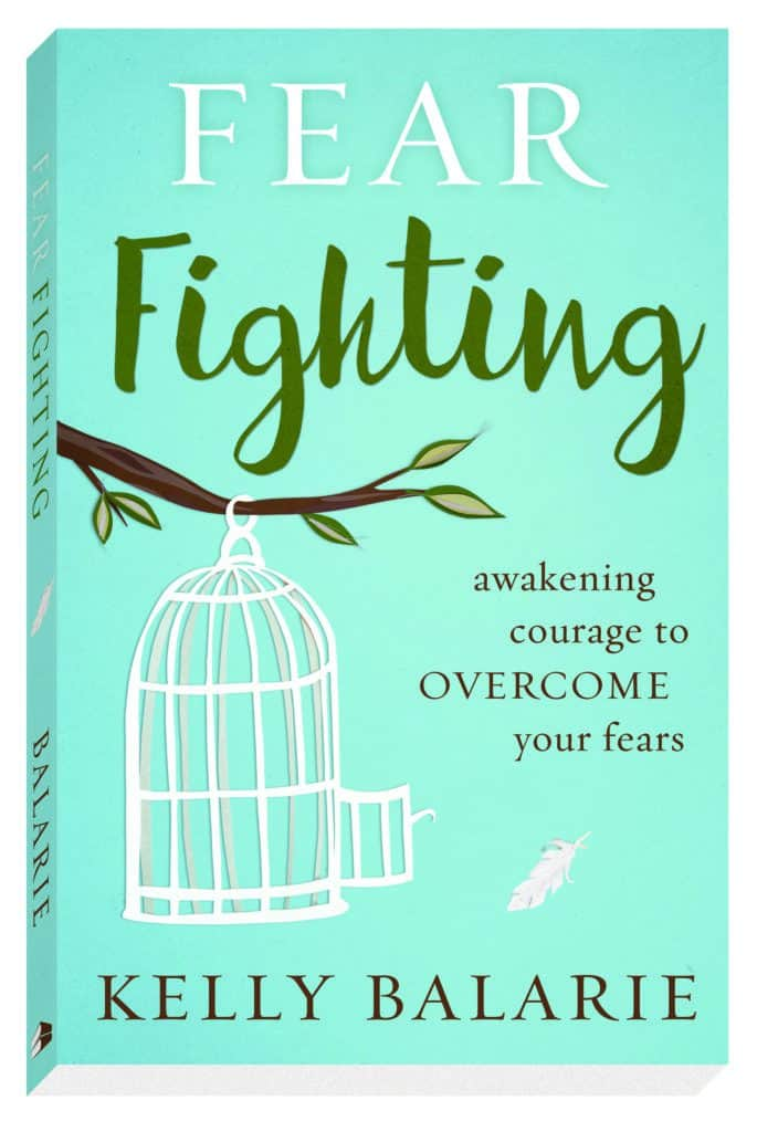 Fear Fighting Book