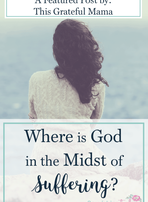 Do you ever question God's goodness in the midst of suffering? You are not alone! Join us as we answer the question Where God is in the midst of suffering.