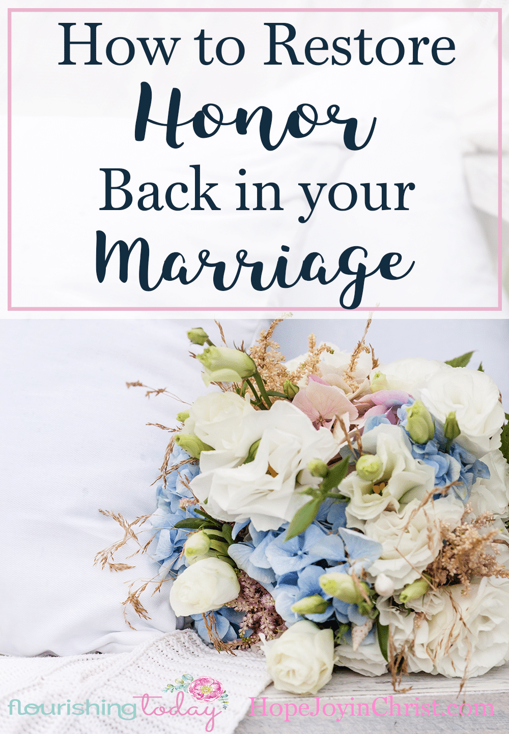 Do you know what it means to honor your husband? Are you at a loss for how to practically show him honor? Here are some tips for restoring honor in marriage