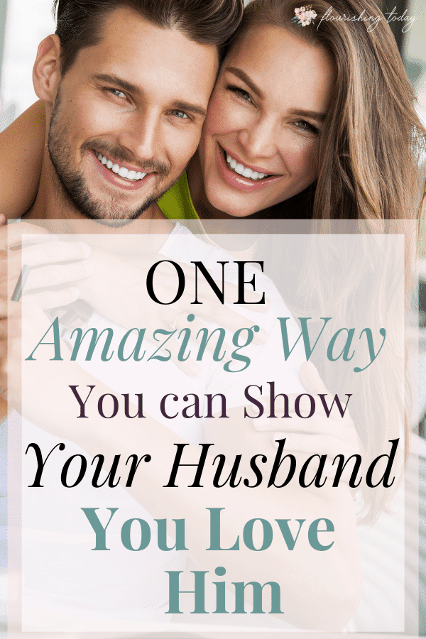 How you do you show your husband you love him? As one of our most important relationships, we want to be able to capture the hearts of our men and show them how much they are loved. Here are a few tips on how to show your husband love and ideas on how to better your marriage life together. #marriage #marriageadvice #marriagetips #husband #husbandandwife