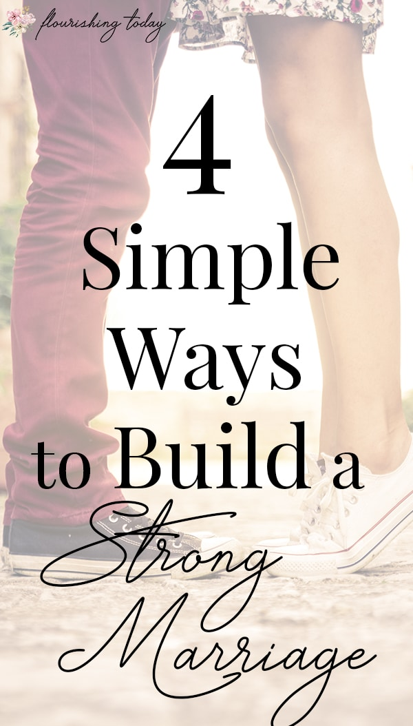 Do you want to build a strong marriage but aren't sure what to do? Here are some tips from scripture on how to build a godly marriage by praying for your spouse. #marriage #marriedlife #strongmarriage #prayforyourmarriage #prayer #godlymarriage