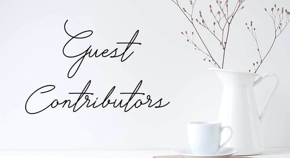 Want to be a guest contributor for Flourishing Today? I am currently taking guest posts for the topic of growing in faith. Click here to learn more!