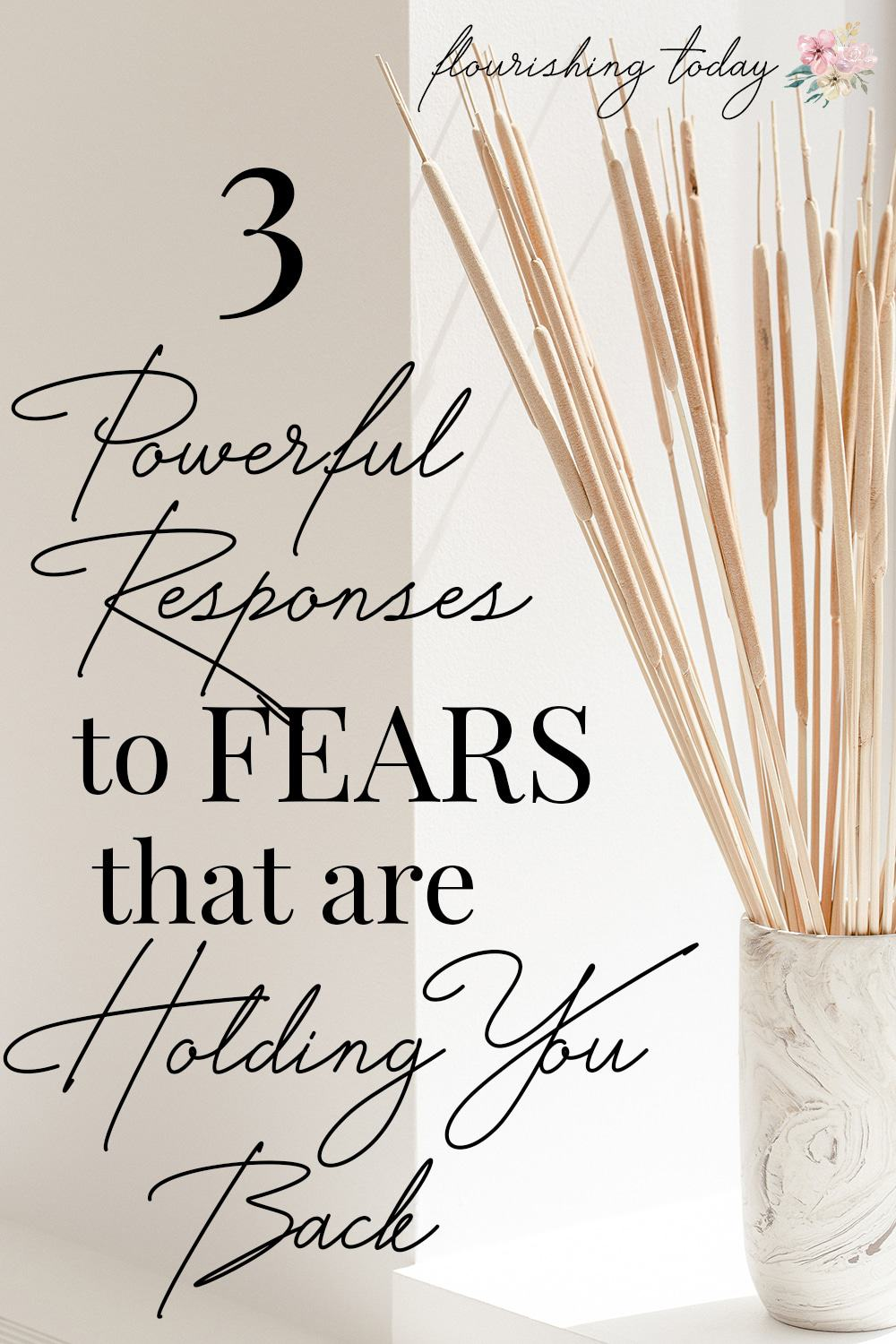 Are you having a hard time pushing past your fears? Here's a few tips on how to get over fears that are holding you back from God's best for your life! #overcomefear #getoverfear #fear