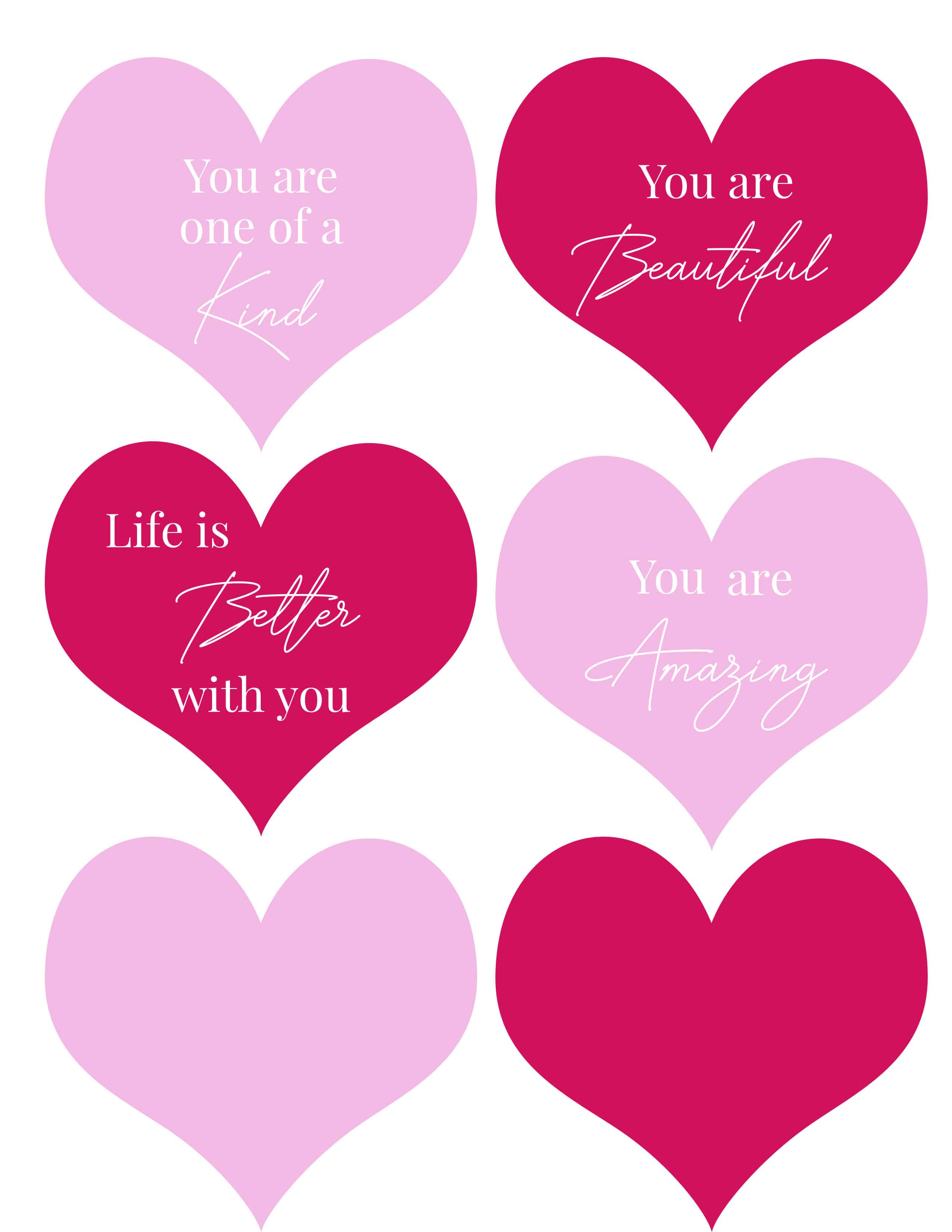 Do you want to live out love this Valentine's Day? What about every other day? Here's a few tips & printables to help you live out love to those around you.